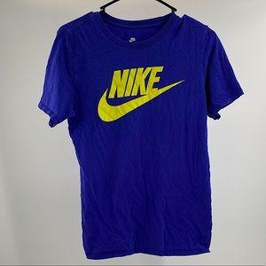 vibrant Nike shirt